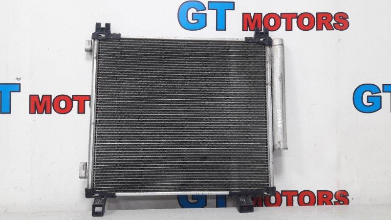 Радиатор кондиционера Toyota Iq KGJ10 1KR-FE