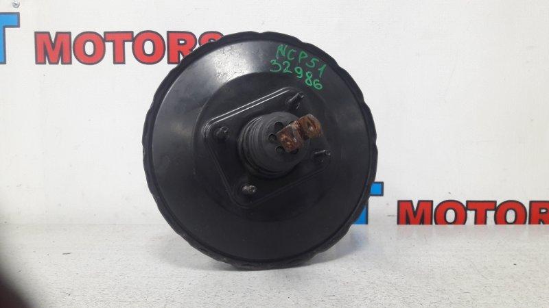 Вакуумный усилитель тормоза Toyota Probox NCP51 1NZ-FE