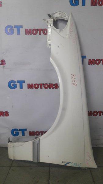 Крыло Toyota Mark Ii Qualis MCV21W 2MZ-FE переднее левое