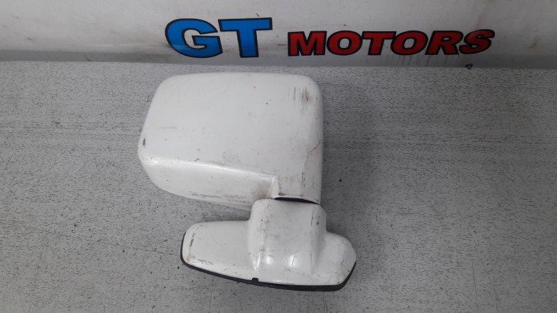 Зеркало боковое Mitsubishi Chariot Grandis N84W правое