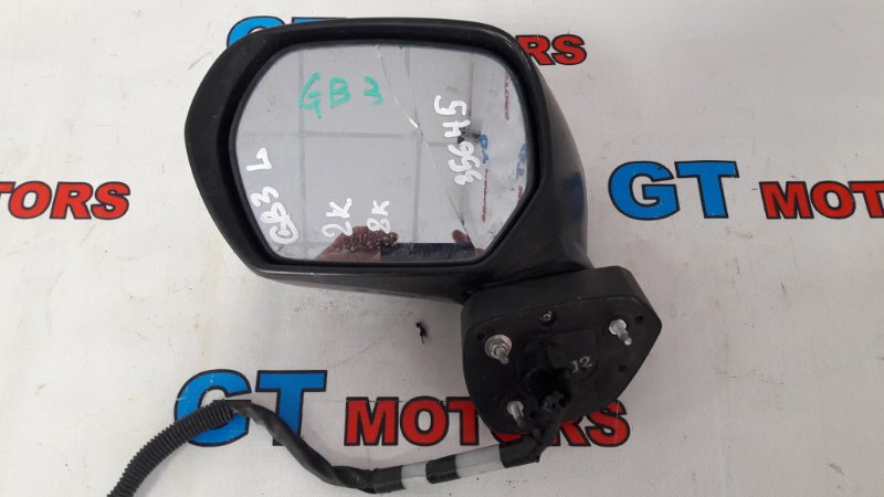 Зеркало боковое Honda Freed GB3 L15A левое