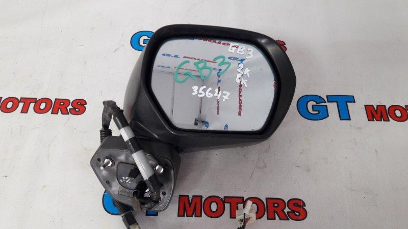 Зеркало боковое Honda Freed GB3 L15A правое