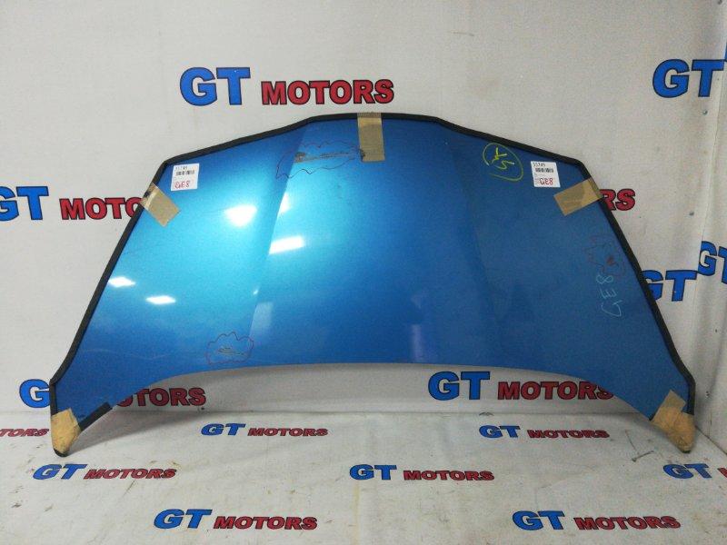 Капот Honda Fit GE8 L15A
