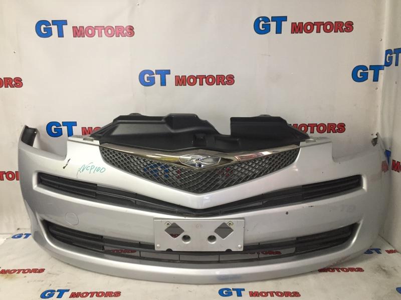 Бампер Toyota Ractis NCP100 1NZ-FE передний