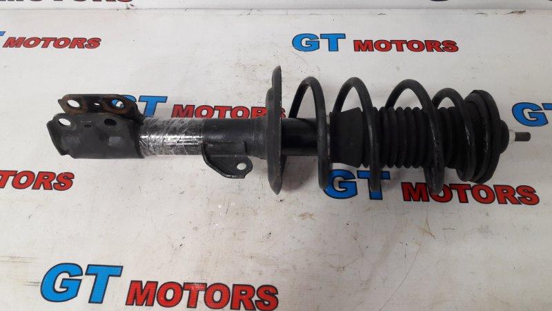 Стойка подвески Toyota Porte NCP141 1NZ-FE передняя правая