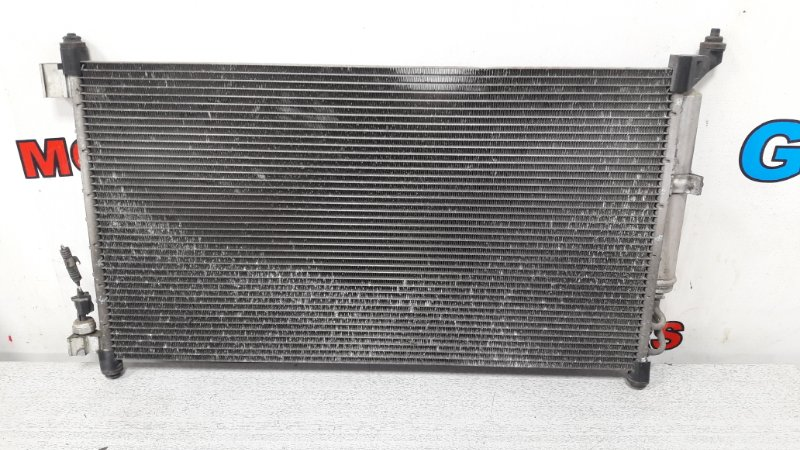 Радиатор кондиционера Nissan Tiida C11 HR15DE