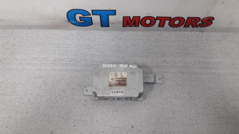 Блок управления кпп Nissan Serena TNC24 QR20DE