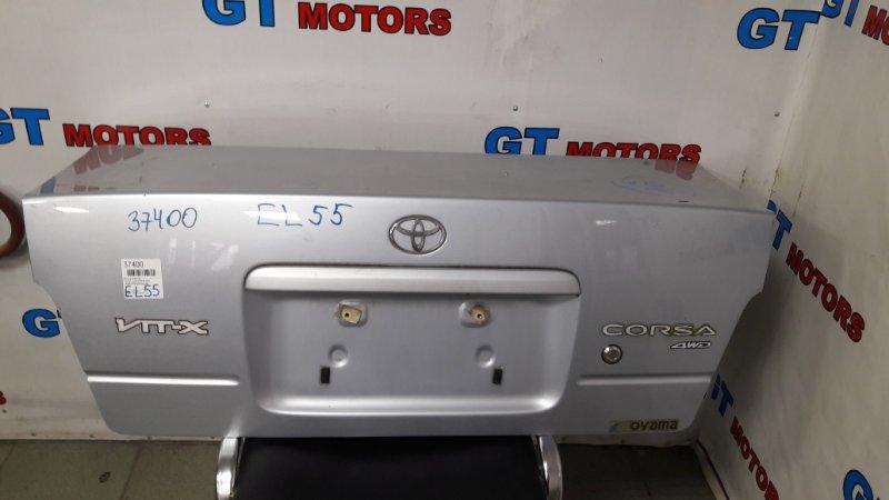 Крышка багажника Toyota Corsa EL55 5E-FE 1997