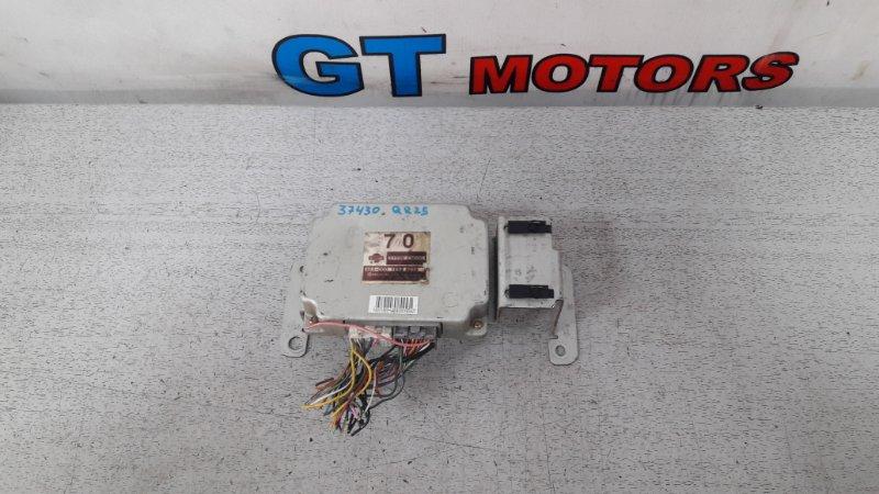 Блок управления кпп Nissan Presage TNU31 QR25DE