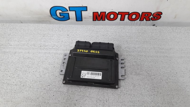Компьютер (блок управления) Nissan Presage TNU31 QR25DE