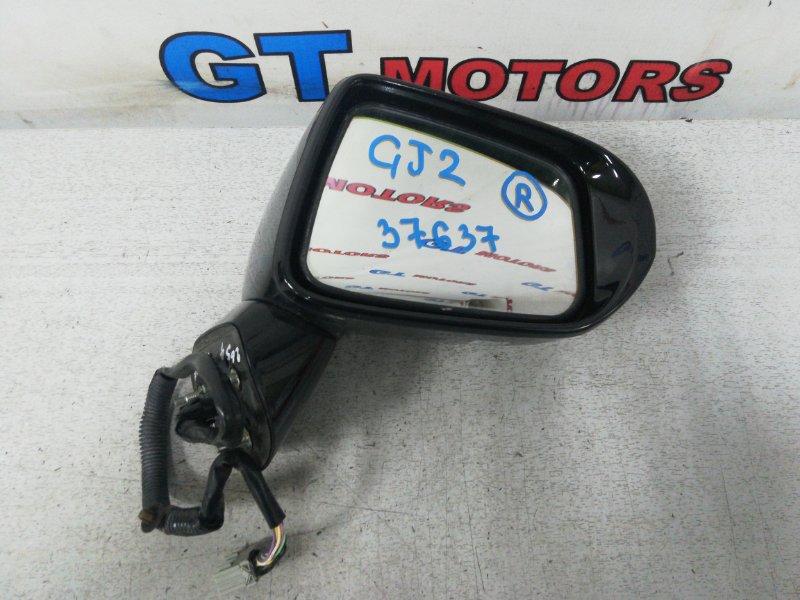 Зеркало боковое Honda Airwave GJ2 L15A 2007 правое
