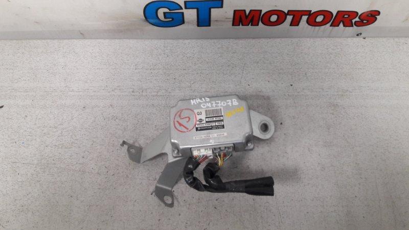 Блок управления кпп Nissan Note E11 HR15DE 2008