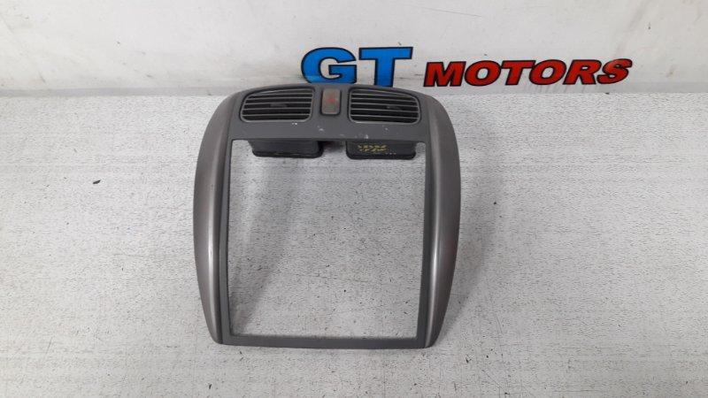 Рамка (консоль магнитофона) Mazda Premacy CP8W FP-DE 2000