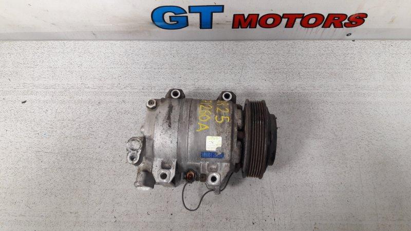 Компрессор кондиционера Nissan Presage TNU31 QR25DE