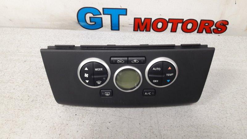 Блок управления климат-контролем Nissan Tiida C11 HR15DE 2005