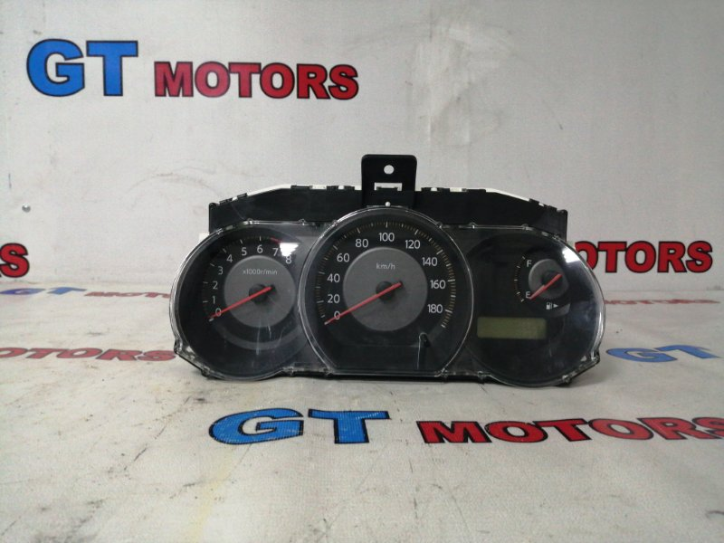 Комбинация приборов Nissan Tiida C11 HR15DE 2005