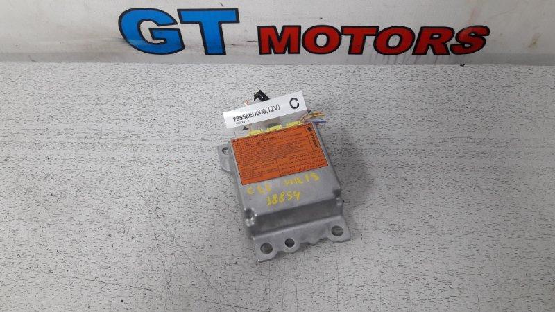 Блок управления airbag Nissan Tiida C11 HR15DE 2005