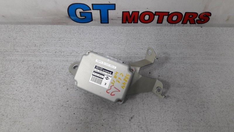 Блок управления кпп Nissan Tiida C11 HR15DE 2005