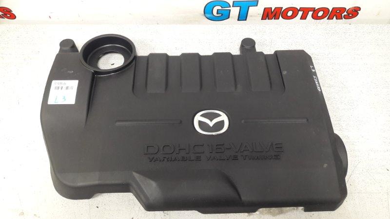 Крышка на двигатель декоративная Mazda Atenza GG3S L3-VE