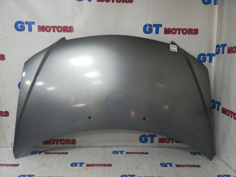 Капот Mazda Mpv LW3W L3-DE 2004