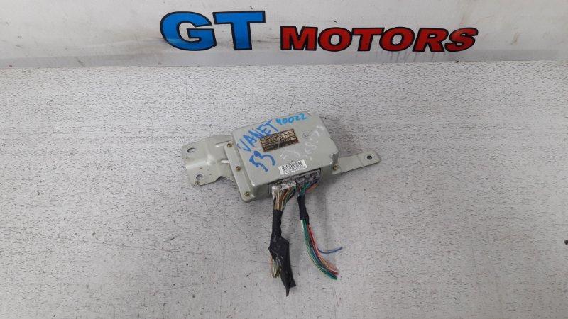 Блок управления кпп Nissan Vanet SK82MN F8 2004
