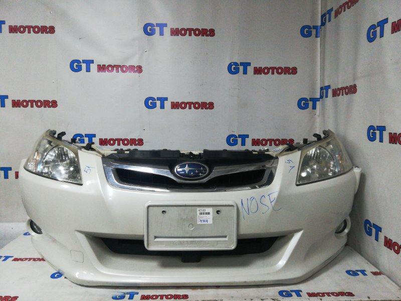 Nose cut Subaru Exiga YA4 EJ20 2002