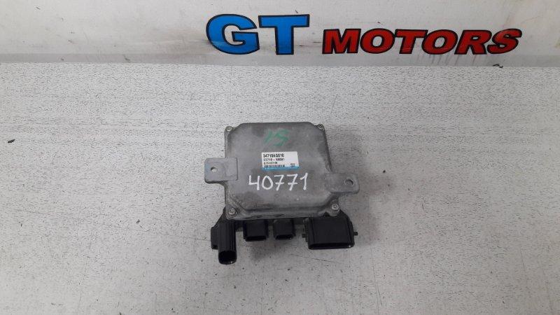 Блок управления рулевой рейкой Subaru Exiga YA4 EJ20 2002