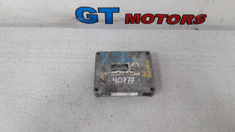 Компьютер (блок управления) Toyota Corsa EL51 4E-FE