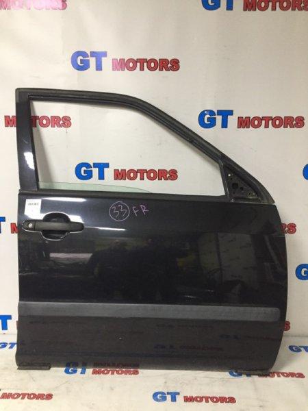 Дверь боковая Toyota Probox NCP58 1NZ-FE передняя правая