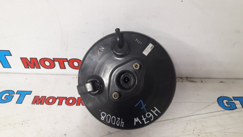Вакуумный усилитель тормоза Mitsubishi Pajero Io H67W 4G94 2000