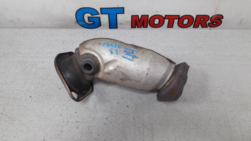 Труба приемная глушителя Mazda Mpv LW3W L3-DE 2004