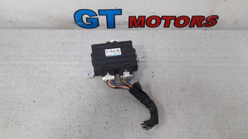 Блок управления кпп Mazda Atenza GGEP LF-VE 2006