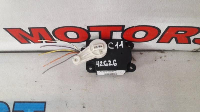 Привод заслонок отопителя Nissan Tiida C11 HR15DE 2005