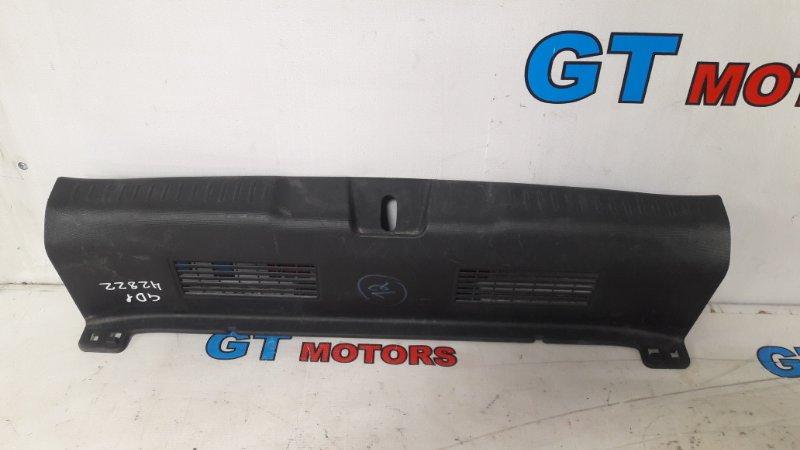 Накладка багажника Honda Fit GD1 L13A 2006