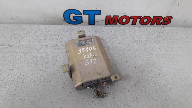 Блок управления кпп Honda Logo GA3 D13B