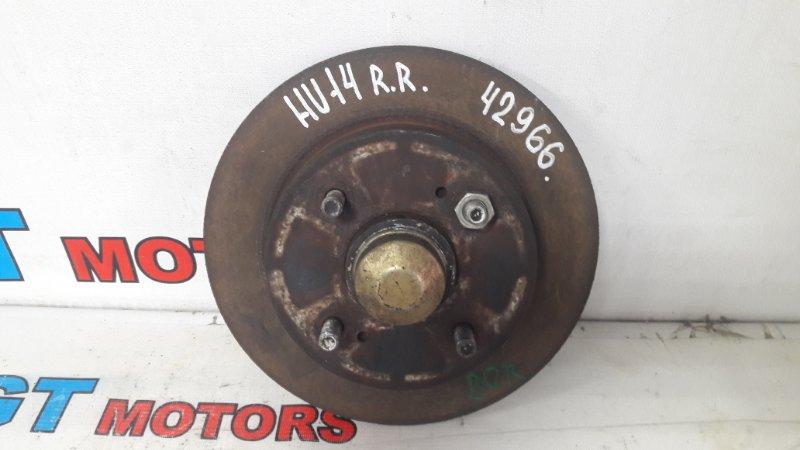Диск тормозной Nissan Bluebird HU14 SR20DE 1997 задний правый