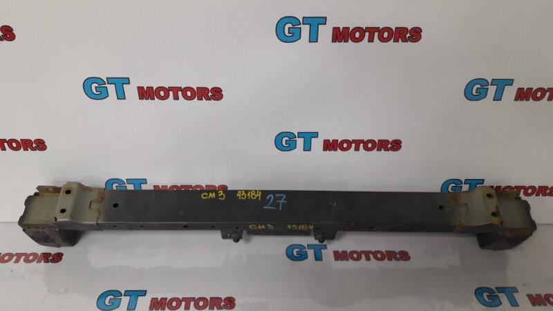 Усилитель бампера Honda Accord Wagon CM3 K24A передний