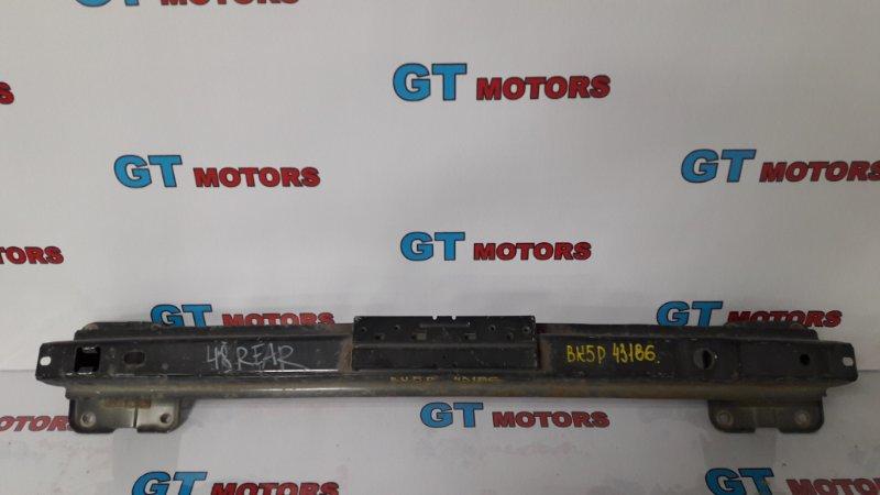 Усилитель бампера Mazda Axela BK5P ZY-VE 2004 задний