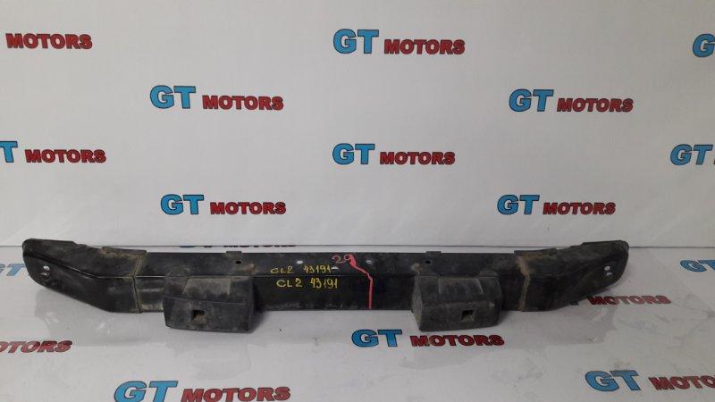 Усилитель бампера Honda Accord Wagon CL2 H23A 2000 передний