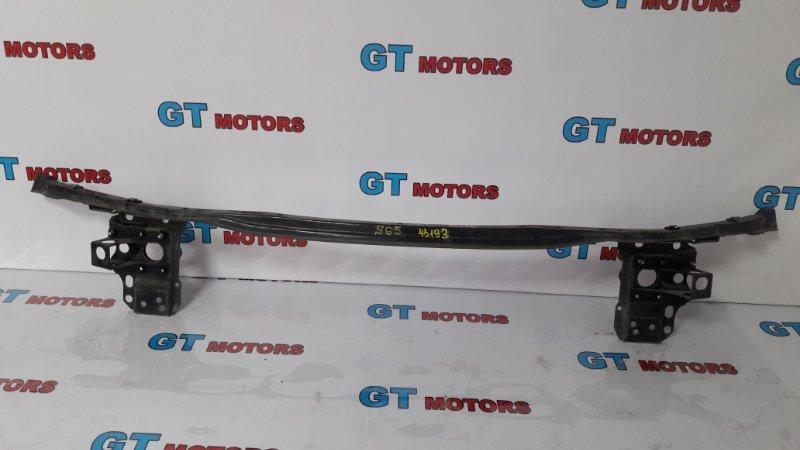Планка под бампер Subaru Forester SG5 EJ20-T 2002 передняя