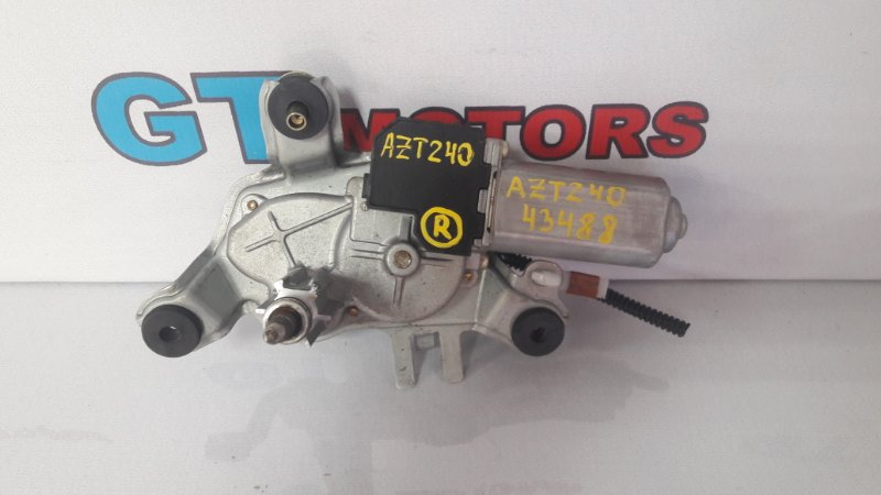 Привод дворников Toyota Premio AZT240 1AZ-FSE 2002 задний