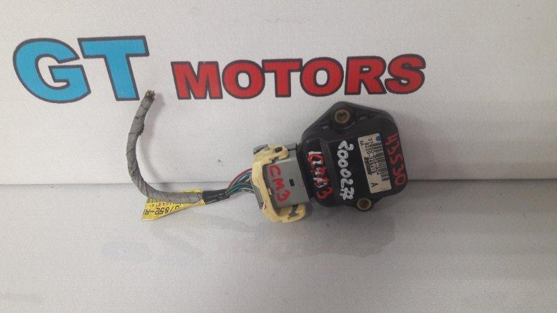 Блок управления вентилятором охлаждения Honda Accord Wagon CM3 K24A