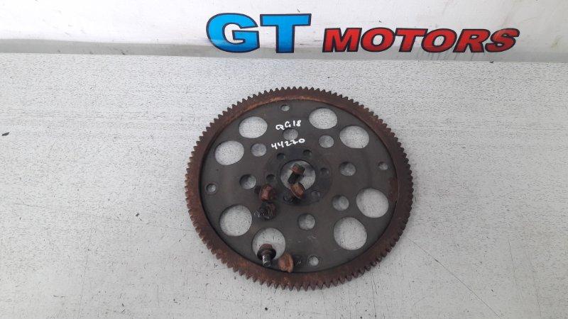 Маховик Nissan Tino V10 QG18DE