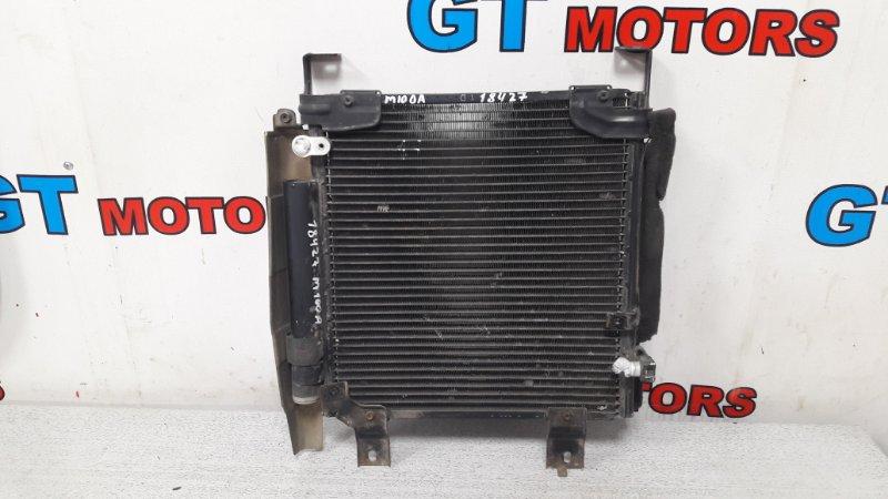 Радиатор кондиционера Toyota Duet M100A EJ-VE