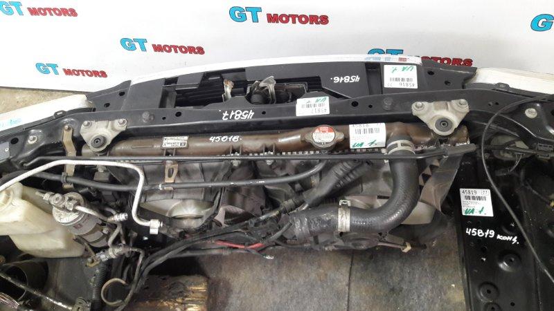 Радиатор кондиционера Honda Saber UA1 G20A 1997