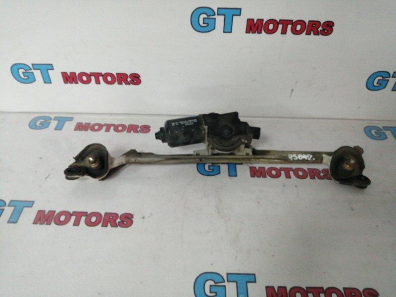 Привод дворников Toyota Succeed NCP58G 1NZ-FE 2002