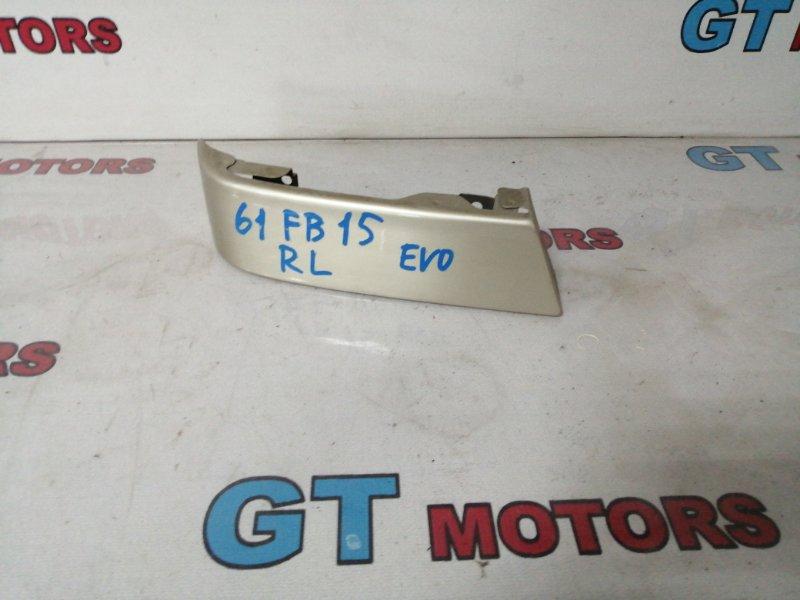 Планка под фонарь Nissan Sunny FB15 QG15 2001 задняя левая