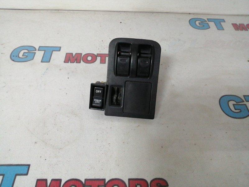 Блок управления стеклоподъемниками Toyota Carina AT191 7A-FE 1994