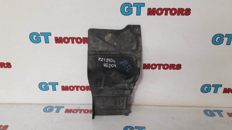 Защита двс Toyota Allion ZZT240 1ZZ-FE 2004 левая