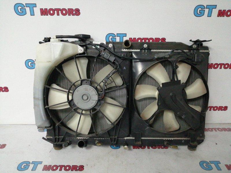 Радиатор двигателя Honda Stream RN8 R20A 2006